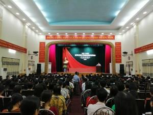 Ngành Giáo dục và Đào tạo huyện Nam Trực tổ chức Hội nghị Học tập và làm theo tư tưởng, đạo đức, phong cách Hồ Chí Minh cho cán bộ, giáo viên các trường trong huyện